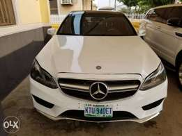 Benz E350 upgraded for quick sale of 4.950m