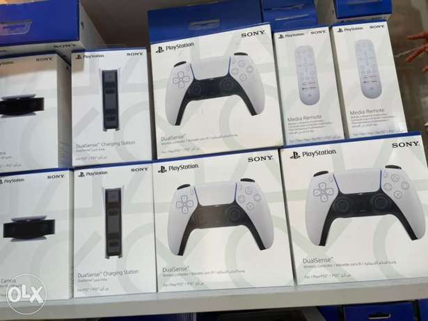 Ps5 Accessories (Official!)