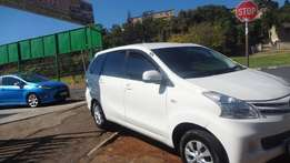 2015 toyoya avanza 1.5 sx for sale