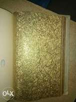 Quality Gold pattern wallpaper covering