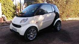 Smart ForTwo Coupe Pure 2003