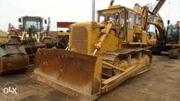 Caterpillar D7G with Crane - To be Imported