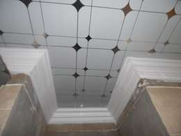 Ceilings at a new era with Cura Construction company