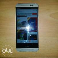 HTC one M9 3gb ram, with receipt and porch and glass screen