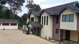 Letting a New 4 bedroom house in Runda
