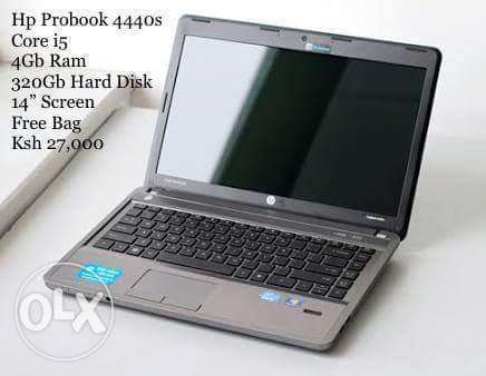 Hp 9470 Laptop corei5 2.4ghz,500gb Nairobi CBD - image 2