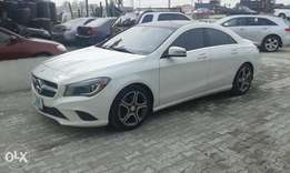 Mercedes Benz CLA 250 for sale.