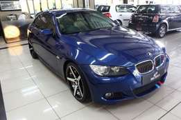 2009Blue Bmw 3 Series 335i Motor Sport E90