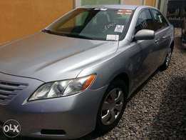Tokunbo Toyota Camry 2007 Silver