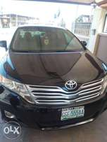 over clean Toyota Venza