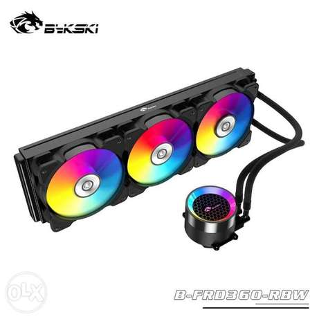 Water Cooling System RGB Byski Heat Sink Cpu Cooler