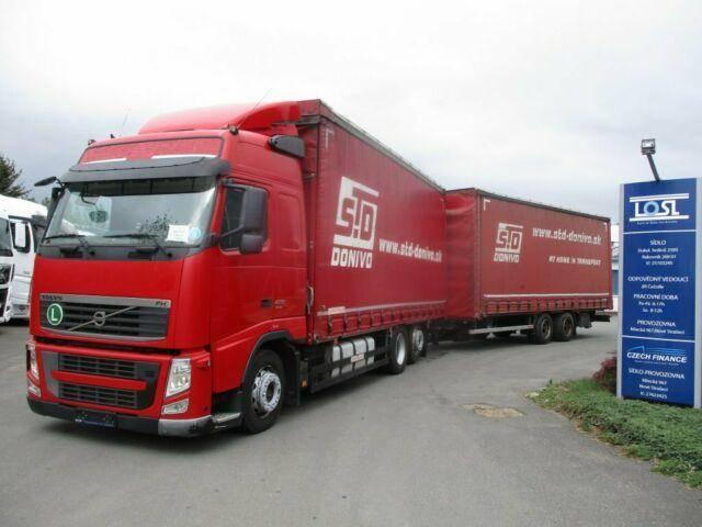 Volvo FH13.460 6x2 EEV + Wecon - 2011