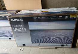 65 inches 8 Series Samsung smart curve TV 2017