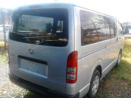 Toyota hiace none registered diesel engine auto tamz accepted depo 1.m