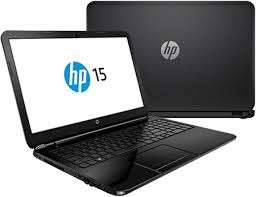 Hp 15 slim laptop,500gb hardisk,4gb ram,intel processor 2.16ghz 4 cpus