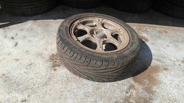 Rims & used tires -15' Roysambu - image 4