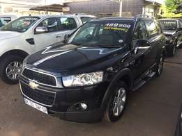 2011 Chevrolet Captiva LT Automatic