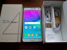 brand new Galaxy Note 4