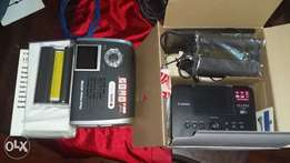 Canon And Agfa Selphy Printers