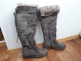 Ботфорты - Жіноче взуття - OLX.ua 919437a69d955