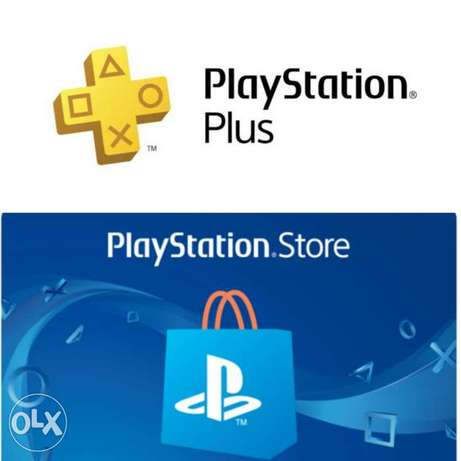 PS Plus & PSN & PS Now