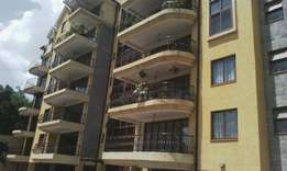 A 3 bedroom apartment, all ensuite, To Let. Church rd. Westlands.