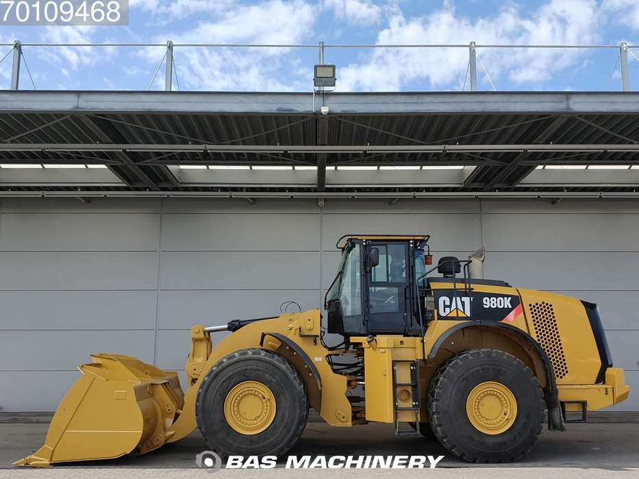 Caterpillar 980 K Nice and clean condition - 2014 - image 6
