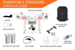 DJI P3 Standard Super Value Combo