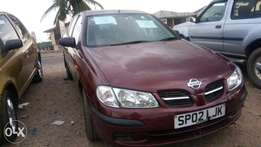 Tokunbo Nissan Almera 2004 Right Hand Drive