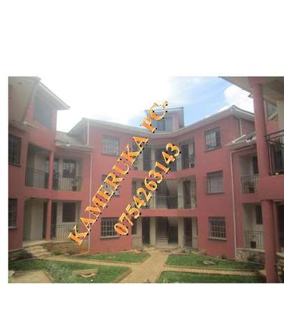 Strong 2 bedroom 2 baths apartment in Najeera at 650k Kampala - image 1