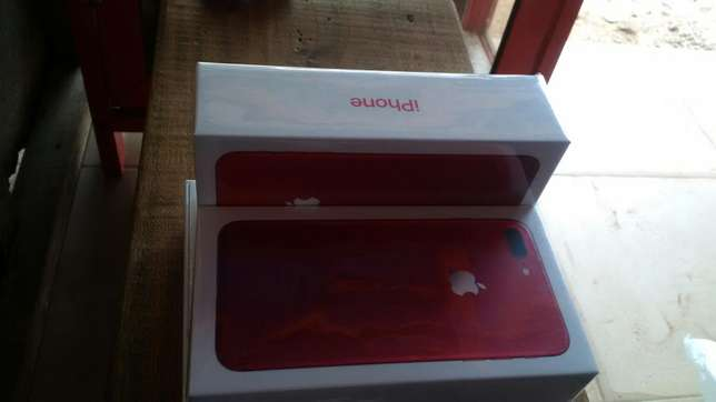 Iphone 7 Plus Red, 128gb Brand New Ilorin West - image 1
