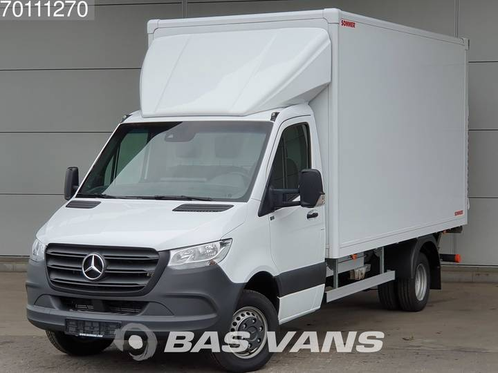 Mercedes-Benz Sprinter 516 CDI 160pk NEW Automaat Bakwagen Laadklep Air... - 2019