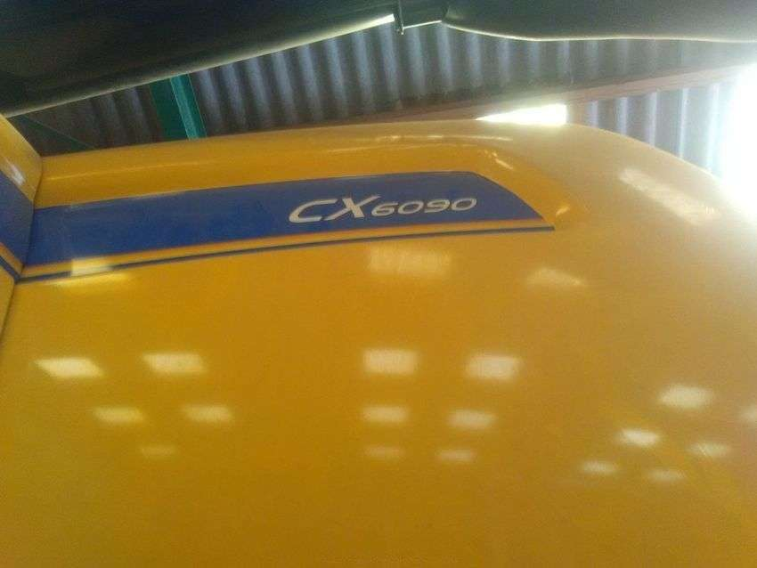 New Holland Cx 6090 - 2015