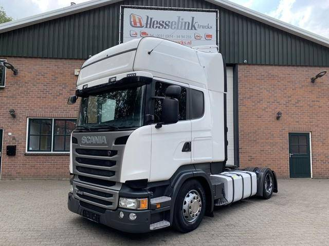 Scania R410 LA4X2MEB Topline Retarder SCR only, NL Truck - 2015