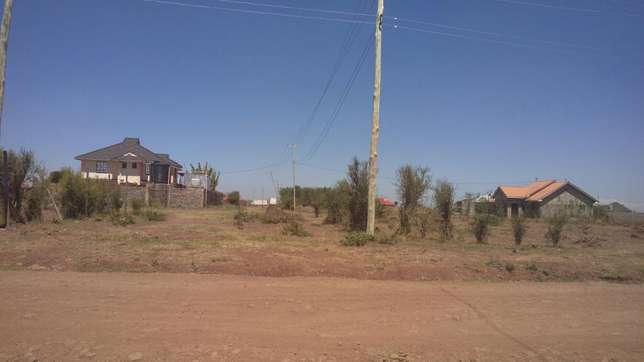 Eastern bypass 50X100 plots best for residental purposes for sale Ruiru - image 1