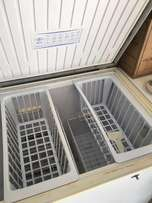 Chest Freezer and gun safe for sale