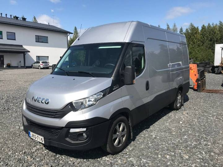 Iveco Daily 35s21a8v L3h2 12m3 3520l 3,0 151kw A8 - 2017