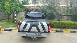 Nissan navara brand new car