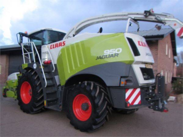 Claas 950 Forager - 2017 - image 6