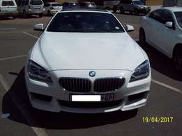 BMW 640 d Coupe Tiptronic