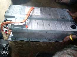 Toyota Camry hybrid muscle battery