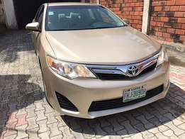 Toyota Camry (2013) in a perfect working condition