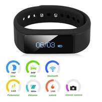 Brand New Smart Bracelet Touch Screen Watch Black Color