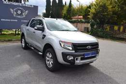 2015 Ford Ranger 3.2 TDCI XLT in good condition