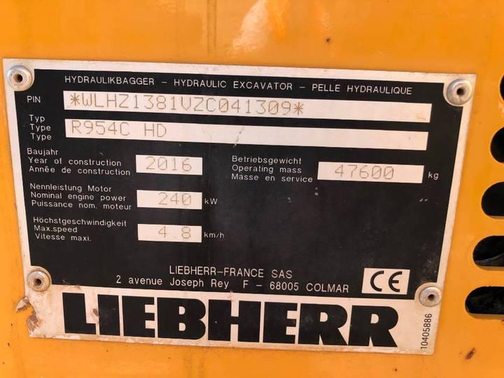 Liebherr R 954 C HD - 2016 - image 21