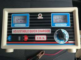 Quick Car Battery Charger