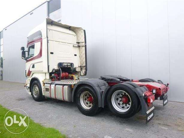 Scania R560 6x2 Double Boogie Hydraulics Retarder - To be Imported Lekki - image 3