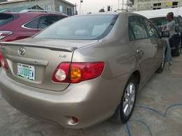 5 Months used (2008)Toyota Corolla XLE