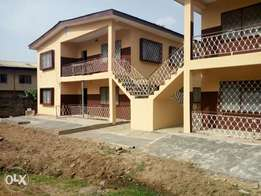 Wings of 3 bedroom flat to let at U.I second gate