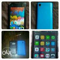 Clean Tecno y2 For sale or swap with 5.0/5.5inch screen